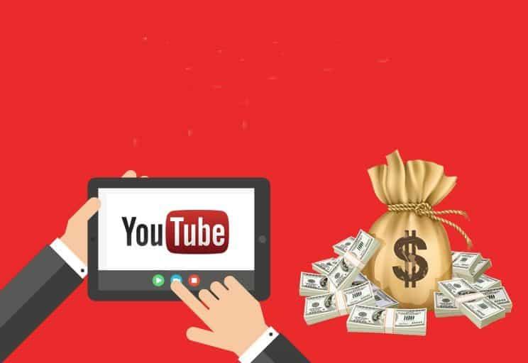 kiếm tiền online trên youtube