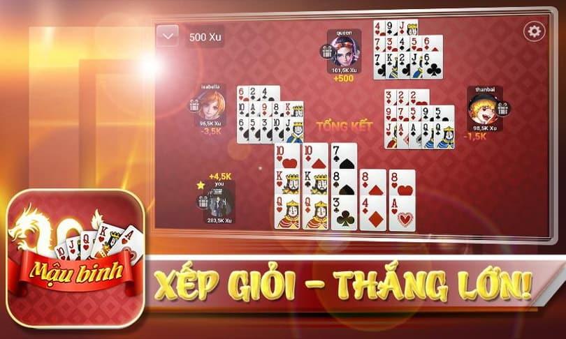 Mậu Binh online và cách chơi Mậu Binh giỏi đánh đâu thắng đó