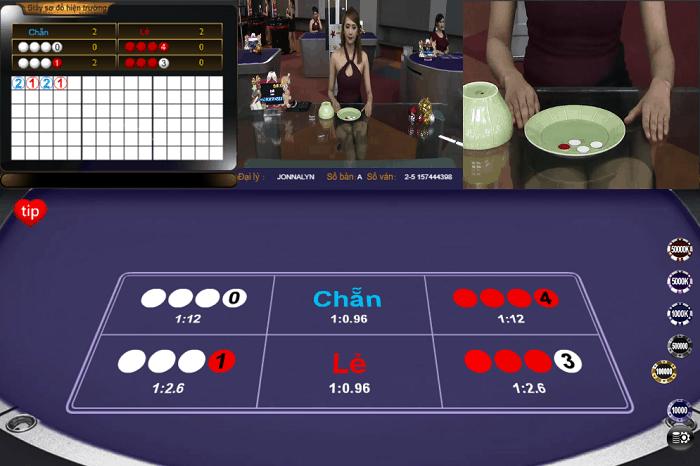Xóc đĩa là gì? Luật & cách chơi xóc đĩa đổi thưởng tại 12bet