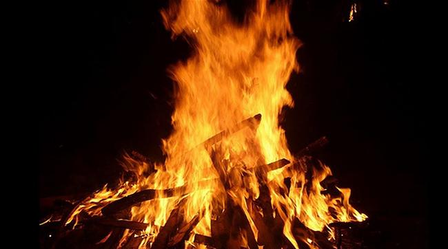Mơ thấy lửa đánh con gì?