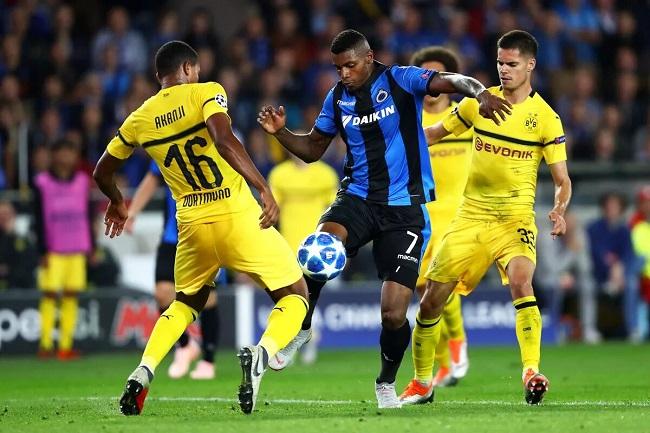 Soi kèo Dortmund vs Brugge, 03h00 ngày 25/11, Cúp C1 châu Âu