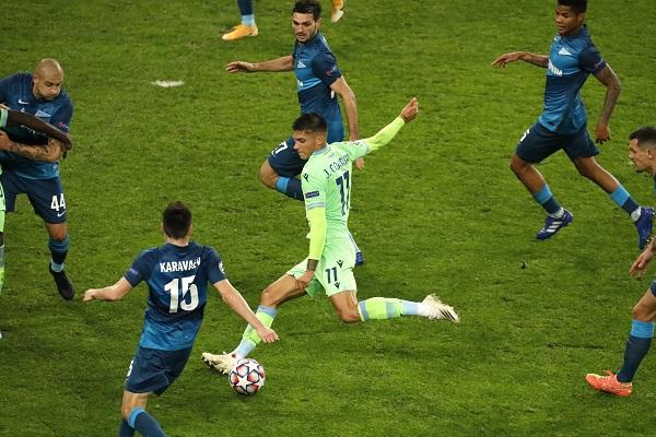 Soi kèo Lazio vs Zenit, 03h00 ngày 25/11, Cúp C1 châu Âu