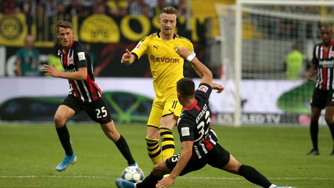 Soi kèo Frankfurt vs Dortmund, 21h30 ngày 5/12, Bundesliga