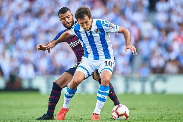 Soi kèo Levante vs Sociedad, 00h30 ngày 20/12, La Liga